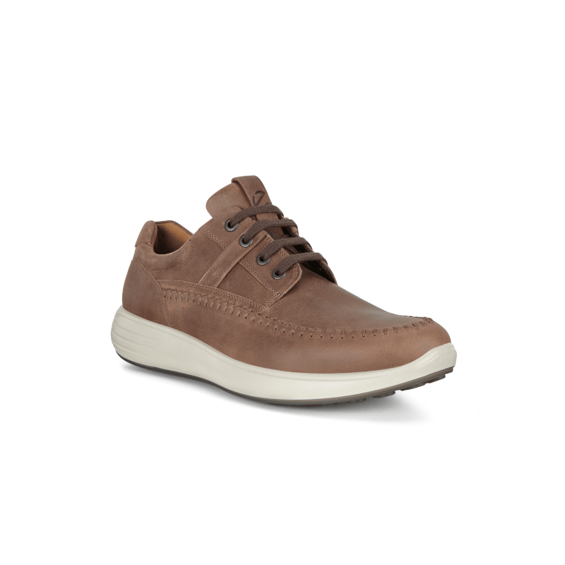 ECCO Soft 7 Runner Sneaker Cocoa Brown Main-min