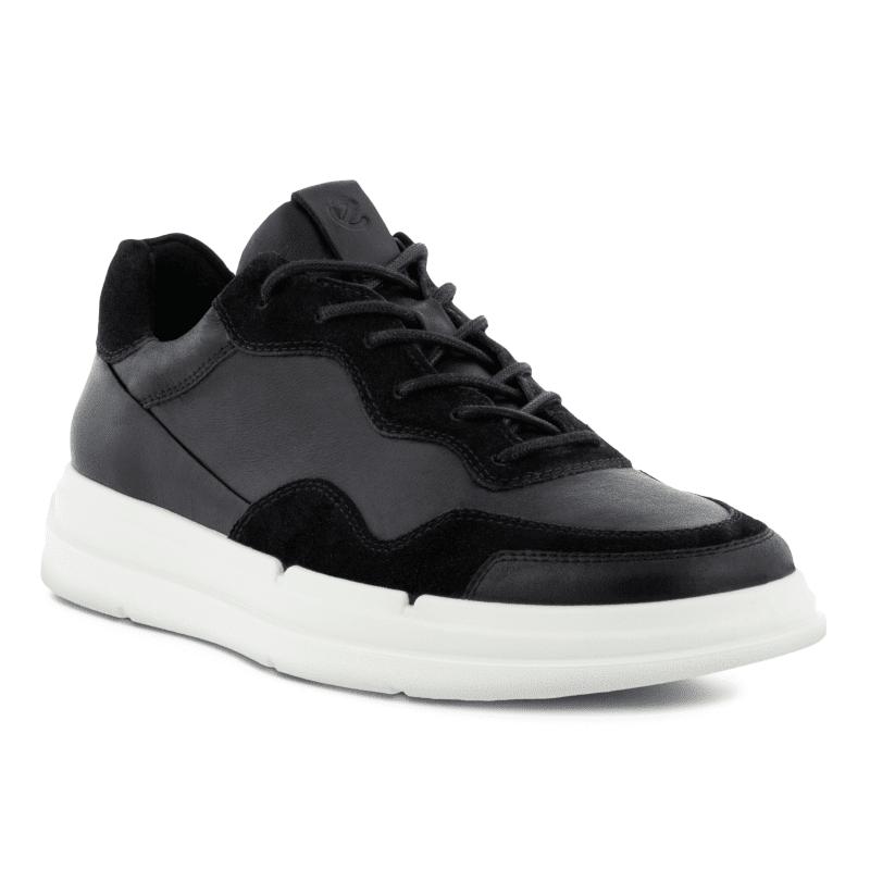 ECCO Soft X Sneaker Black-min