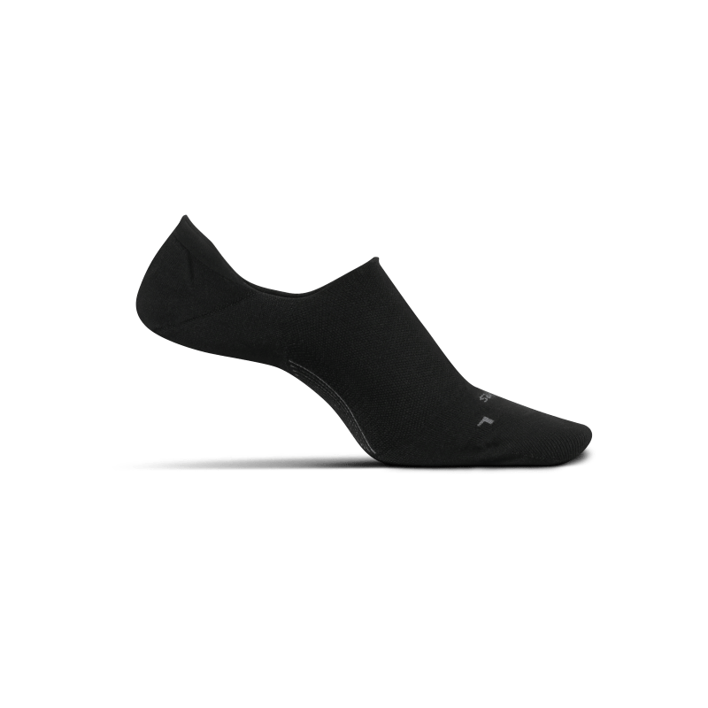 Feetures Everyday No Show Black-min