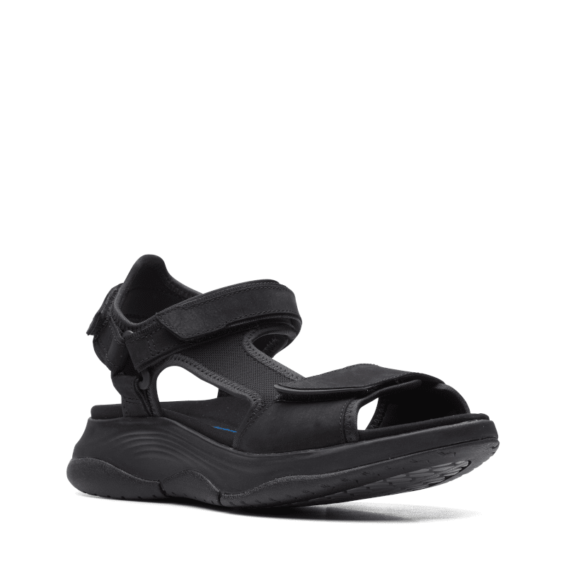 Clarks Wave 2.0 Skip Black Main-min