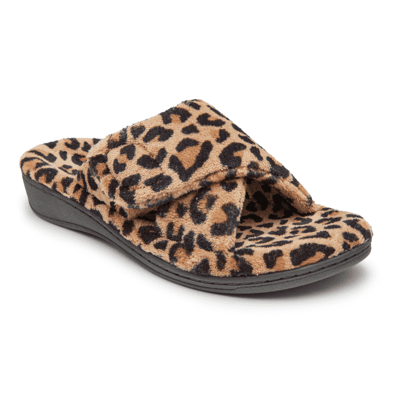 Vionic Relax Leopard Natural Main-min